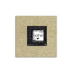 Glitter papel adhesivo, Mahé 30x30