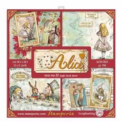 Alice Gold bloc 22 hj una cara