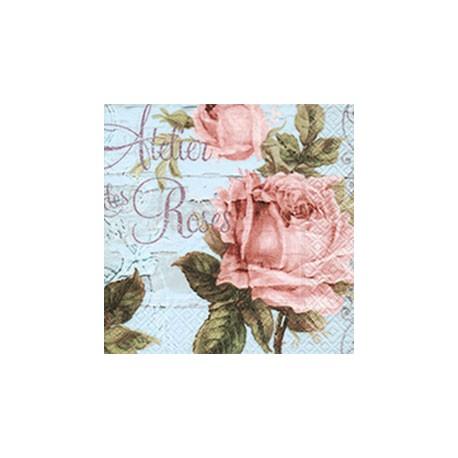 Servilleta Atelier Roses