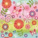 Flowery pattern